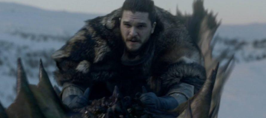 Jon Snow de Game Of Thrones revela que casi pierde  un testículo cuando «montaba un dragón»
