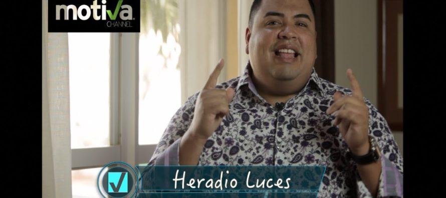 Heradio Luces presenta en EE UU su libro «Negocios desde el ser»