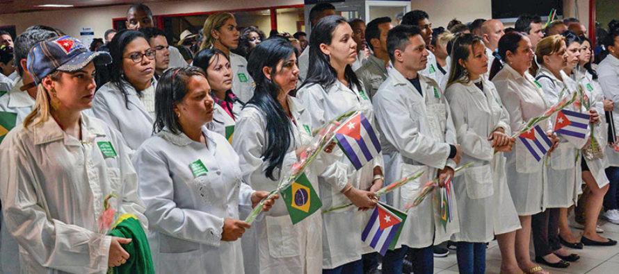 Tres doctoras cubanas salieron de Brasil y esperan en Ciudad Juárez lograr el asilo de EE UU