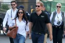 Así el príncipe Harry y Meghan Markle dijeron adiós a su vida real