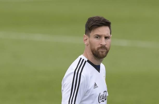 La idea es que Messi