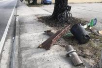 Atropellan a un hombre que se encontraba en una parada de autobús de Miami