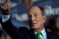 Bloomberg dió su primer mitin de campaña en Miami