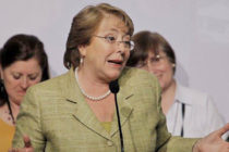 Michelle Bachelet: «es necesario reanudar un diálogo nacional en Nicaragua»