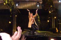 Mick Jagger derrocha vitalidad en concierto de Chicago: bailó, saltó y corrió arriba del escenario