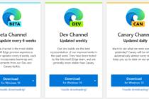Conoce el nuevo navegador Edge Chromium de Microsoft