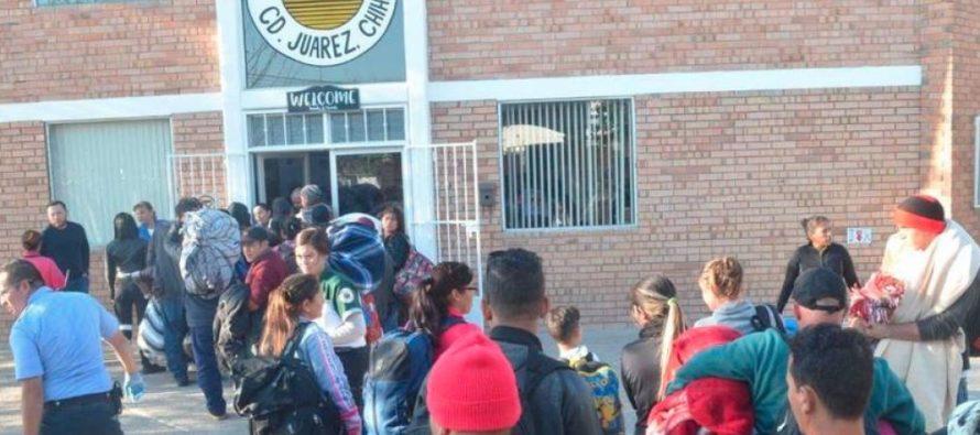 Drama de miles de migrantes cubanos que piden asilo político en la frontera de EEUU