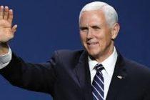 Pence de campaña por Florida central corteja el voto latino
