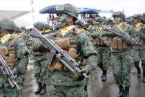 Fuerzas especiales antiterroristas de Ecuador entrenan en Israel