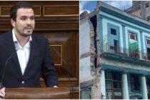 Ministro de consumo en España admira el modelo cubano y fiel partidario de Fidel Castro
