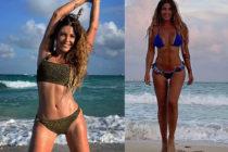 MónicaAyos sigue siendo una diosa a sus 47 años y su sensual cuerpo en bikini lo certifica (FOTOS)
