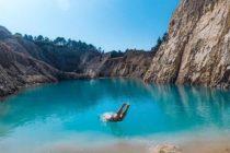 Monte Neme: el lago tóxico español que atrae a los instagramers