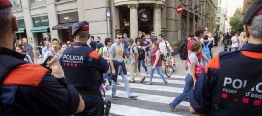 Cubano fue detenido en Barcelona por asaltar 12 comercios  en un mes