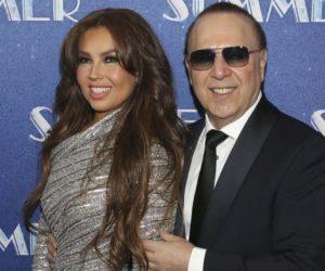 Esposo de Thalía,Tommy Mottola amante del café cubano de Miami