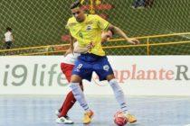 Jugador de fútbol sala brasileño fue asesinado a tiros a la salida de una discoteca