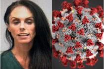 En Florida arrestan a mujer por incumplir la cuarentena