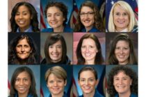 Una de estas astronautas será la primera mujer en ir a la Luna