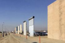 Según estudio: votantes de Florida apoyan construcción de muro fronterizo