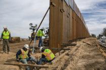 Para construir el muro el dinero no le alcanza a Donald Trump