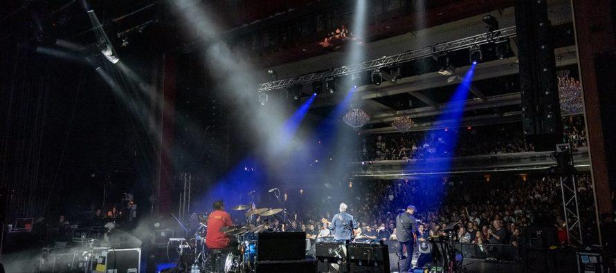 ¡Una excelente noticia! La legendaria banda New Order se presentará en el Filmore Beach