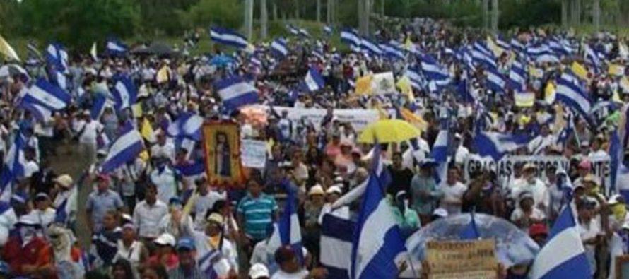 Exodo nicaragüense asciende a 62 mil personas que han huido por la crisis política de su país