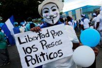En vilo liberación de presos en Nicaragua