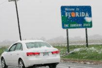 Residentes de Florida se preparan para recibir un frente frío este fin de semana