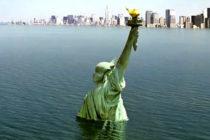 Sigue aumentando el nivel del mar por efecto del cambio climático