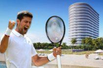El campeón de tenis Novak Djokovic compró un condominio en Miami Beach por $6 millones
