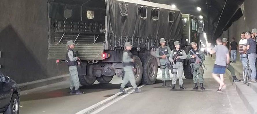 Venezolanos enfrentan obstáculos del régimen para impedir paso de ayuda humanitaria