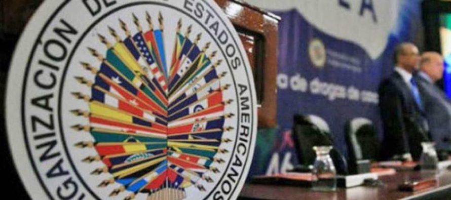 En medio de crisis en Venezuela: EEUU asume presidencia del Consejo Permanente OEA