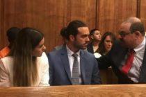 Fijan fianza de 50.000 dólares y arresto domiciliario al actor de telenovelas mexicano Pablo Lyle