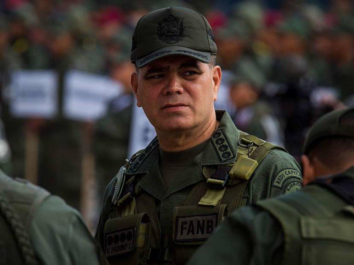 Contacto de Guaidó con militares de EE.UU