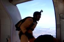 Tres soldados de Base de Reserva Aérea de Homestead heridos durante práctica de paracaidismo