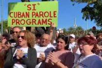 Cubanos manifestaron para que vuelva programa parole de reunificación familiar