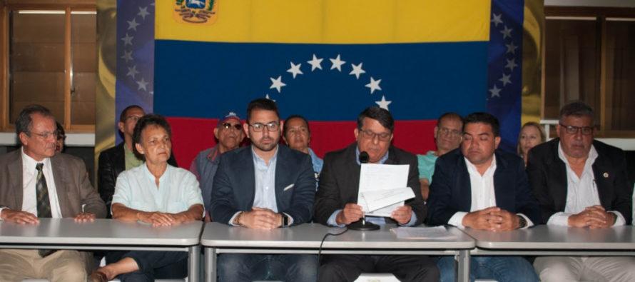 Partidos democráticos de Venezuela ratifican a Juan Guaidó en la presidencia del Parlamento