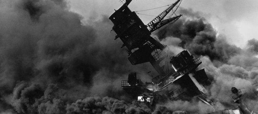 Falleció a los 103 años el sobreviviente más antiguo del ataque a Pearl Harbor