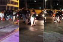 Enfrentamiento de jóvenes cubanos en las afueras de un club en Miami se hizo viral (VIDEO)