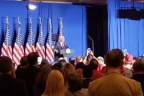 Mike Pence «Florida y nuestro país necesitan cuatro años más del presidente Trump»