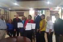 Periodistas del CDP en FL, NY, NJ sostienen encuentro en exitosa gira de candidatos del MMV