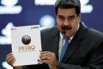 Nicolás Maduro y su empeño por reflotar el «Petro»