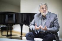 El famoso cantante de ópera Plácido Domingo da positivo en coronavirus