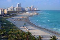 Levantaron alerta de nado en varias playas del sur de Florida