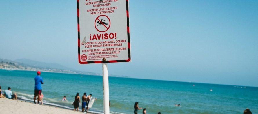 Conoce las playas de Miami que están prohibidas por presentar bacterias fecales