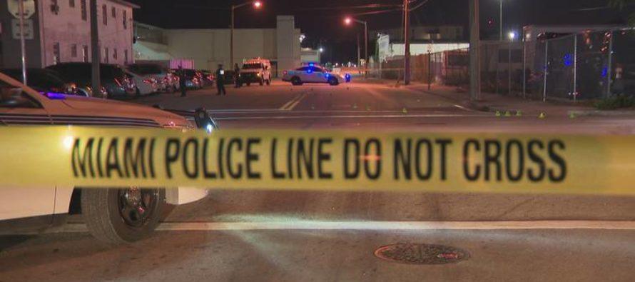 Policía tras la pista de tirador que hizo que hombre se estrellara en Miami