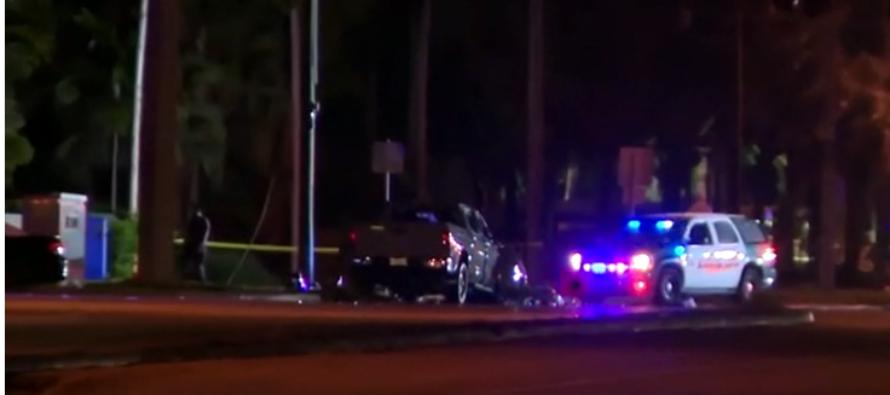 Arrestan a conductor que causó la muerte del policía de Broward Benjamin Nimtz