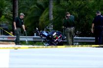 Policía permanece hospitalizado tras accidente en Pembroke Pines