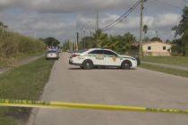 Policía investiga tiroteo mortal ocurrido en Nochebuena en Miami-Dade