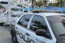 Policía de Miami Beach apuñalado continúa en cuidados intensivos