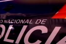 Hombre resultó herido tras enfrentarse con agentes policiales en Carabanchel